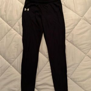 Under Armour Youth performance Leggings Size L